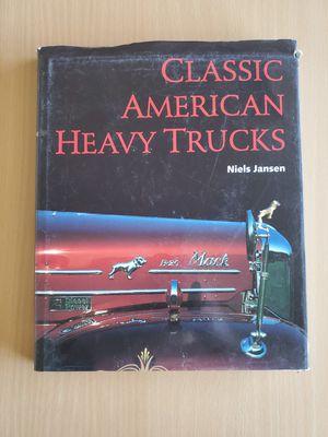 American Heavy Trucks Book for Sale in Phoenix, AZ