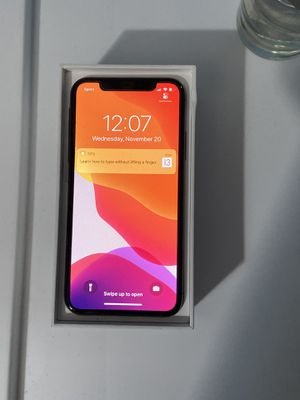 iPhone X for Sale in Hamilton Township, NJ