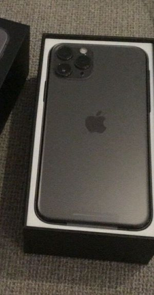IPhone 11 Pro Max (No Credit Check) - Same Day Pickup - Financing Option for Sale in Charlotte, NC