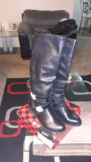Arizona black boots (brand new) for Sale in Denver, CO