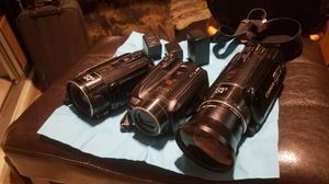 Canon video cameras for Sale in Chandler, AZ