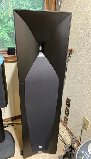 Jbl studio 590 tower speakers for Sale in Seattle, WA