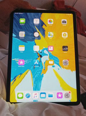 iPad Pro 2018 for Sale in Houston, TX