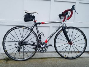 Professional Racing Bike -Cannondale for Sale in Wall Township, NJ