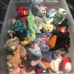 96 Beanie Babies for Sale in Washington, DC