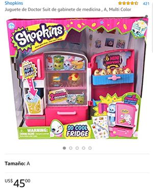 Shopkins refrigerator and shoeDazzle for Sale in Oakland, CA