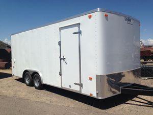 2020 8.5X20 LOOK ENCLOSED CARGO TRAILERS for Sale in Phoenix, AZ