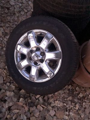 F150 rims and tires for Sale in Lakeside, CA