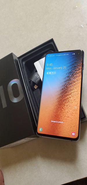 Samsung Galaxy s10 T-mobile Metro Pcs Telcel for Sale in Stockton, CA
