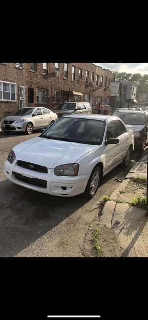 2005 Subaru Impreza for Sale in Philadelphia, PA