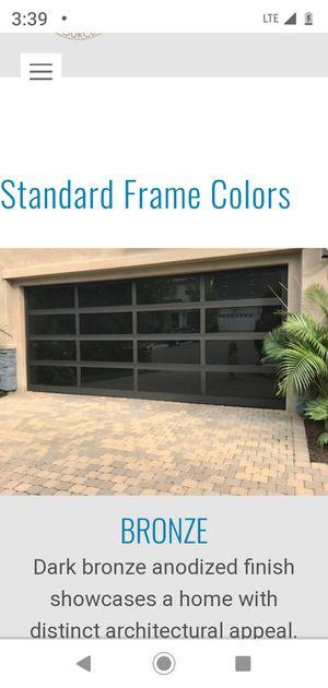 5 garage doors for Sale in Oakland, CA