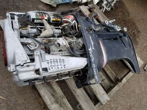 Mercury outboard motor x2. 100, 95 hp for Sale in Fairview, OR
