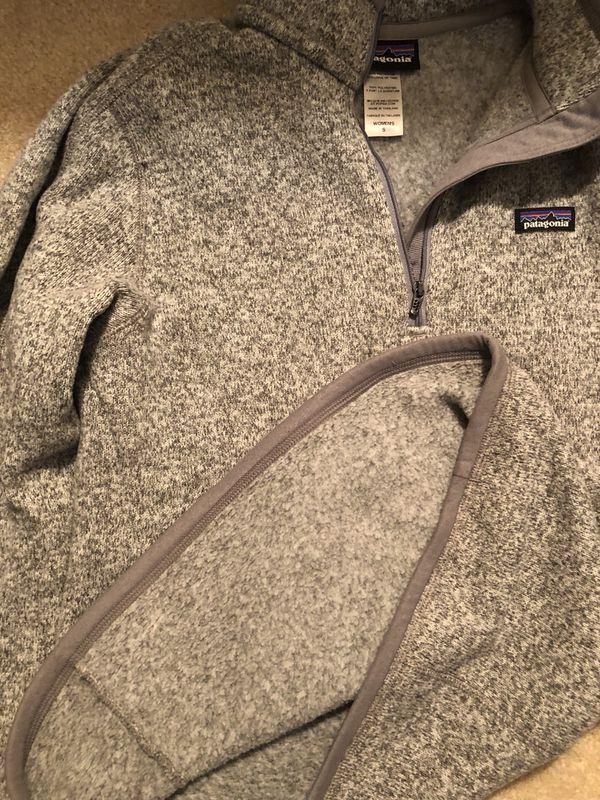 Women's Patagonia Fleece Quarterzip