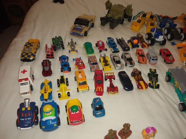 Toys, cars, hot wheels, transformers