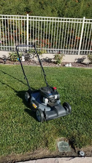 lawn mower crafsman selfpropelled for Sale in Rancho Santa Margarita, CA
