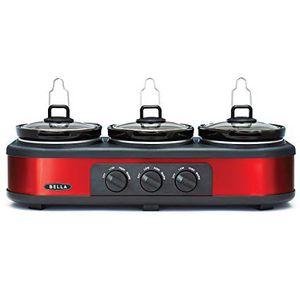 Brand new - Bella Triple Slow Cooker for Sale in San Jose, CA
