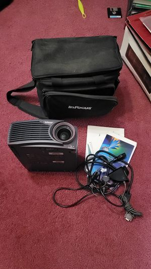 INFOCUS DLP projector for Sale in Apex, NC