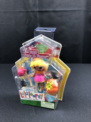 Mini Lalaloopsy NEW for Sale in Montgomery, IL