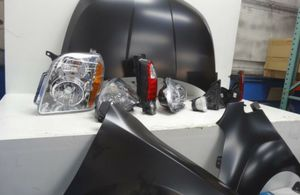 Full line of Painted Auto Body Parts Bumpers Fenders Hoods for Sale in Villa Park, IL