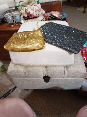 2 Evening Bags for Sale in Clayton, NC