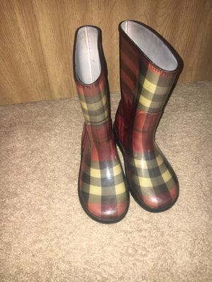 Burberry Rain Boots for Sale in Milwaukee, WI