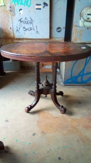 TODAY ONLY: Antique table, needs work, $40 OBO for Sale in Washington, DC