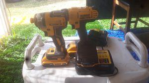 Dewalt 20 v impact drill set for Sale in Miami, FL