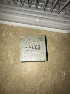 Zales Men Wedding Ring for Sale in Birmingham, AL