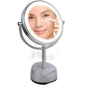 Sharper Image Bluetooth Vanity Makeup Mirror for Sale in Brooklyn, NY