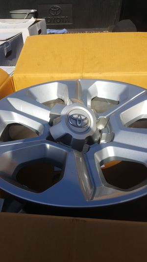 "5 lugs, toyota original rims trd 17"" for Sale in San Diego, CA"