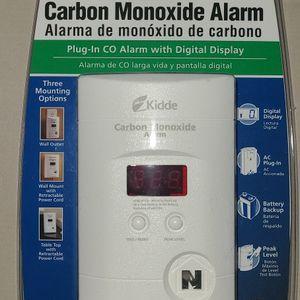 Kidder Monoxide Alarm / Detector for Sale in Columbus, OH