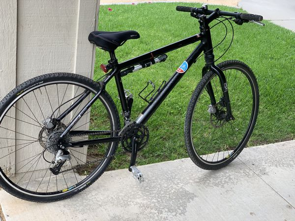 Cannon dale mountain bike