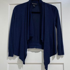 Sparkly Blue Cropped Cardigan for Sale in Vancouver, WA