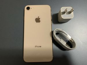 iPhone 8, 64GB - just like new, factory unlocked, clean IMEI for Sale in Springfield, VA