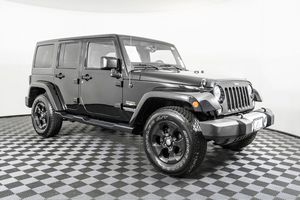 2015 Jeep Wrangler Unlimited for Sale in Marysville, WA