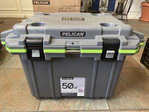Pelican 50 quart elite cooler for Sale in Brentwood, CA