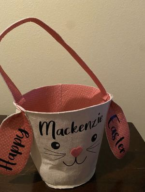 Personalized Easter baskets for Sale in Bothell, WA