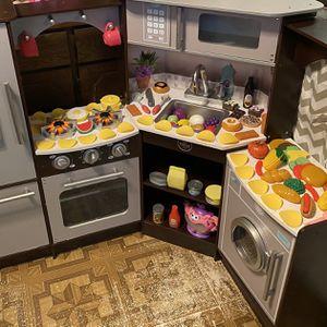 Kid Kraft Wooden Play Kitchen for Sale in Mesa, AZ