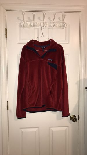Red and blue Patagonia for Sale in Canton, GA