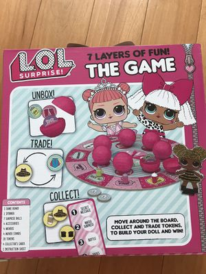 Lol surprise! Doll game BRAND NEW! for Sale in Vista, CA