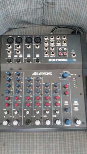 Alesis Multimix8 USB FX for Sale in San Diego, CA