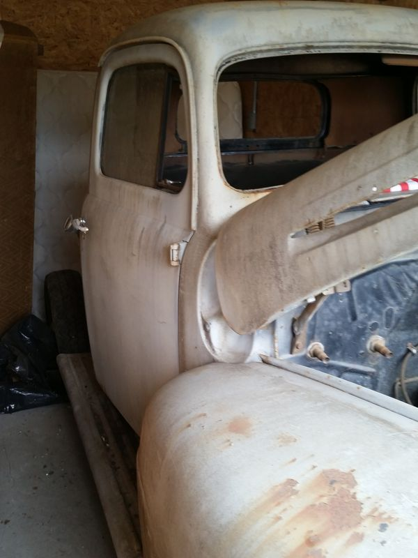 Late 1940's &1950's TRUCK PARTS+MORE PROJECT