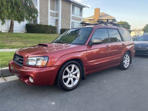 2004 Subaru Forester XT 5MT for Sale in Lake Elsinore, CA