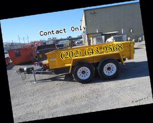 2013 Yellow Dump utilit2013 Yellow Dump utility Trailer. Nice looking y Trailer. Nice looking for Sale in New York, NY