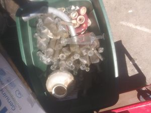 Antique glass bottles various sizes for Sale in El Cajon, CA