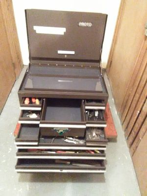 """Proto"" 16 drawer tool box. for Sale in Levittown, PA"