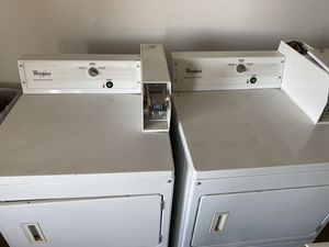 Whirlpool Commercial Dryer for Sale in Amarillo, TX