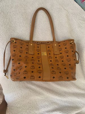 Large MCM reversible tote bag for Sale in Silver Spring, MD