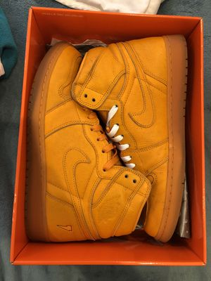Jordan 1 Gatorade orange size 12 for Sale in Tukwila, WA