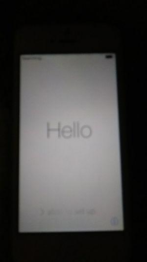 Iphone SE/5 for Sale in Denver, CO